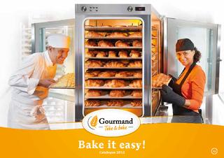 Bake it easy!Catalogue 2012
