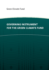 GOVERNIN INSTRUMENT FOR THE GREEN CLIMATE UND Green Climte Fund ...