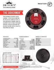 Higher Data = Governor Avg SPLLower  Data = Import: LoFreqCorr99.txPer
