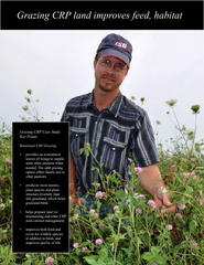 Grazing CRP land improves feed, habitat PowerPoint PPT Presentation