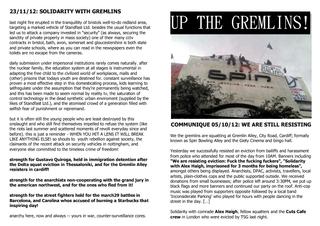UP THE GREMLINS!