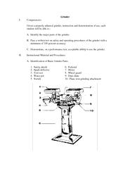 Bench Grinder Safety Powerpoint Presentation Ppt Docslides