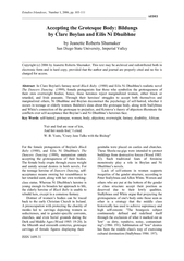 Estudios Irlandeses,  Number 1, 2006, pp. 103-111 AEDEISan Diego State PowerPoint PPT Presentation