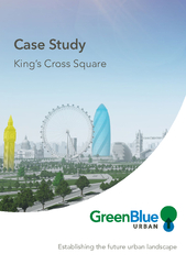 Case Study King's Cross SquareEstablishing the future urban lands
