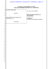 UNITED STATES DISTRICT COURT FOR THE NORTHERN DISTRICT OF CALIFORNIA R