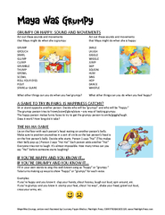 Maya Was Grumpy, written and illustrated by Courtney Pippin PowerPoint PPT Presentation