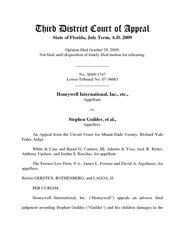 State of Florida, JuOpinion filed October 28, 2009. ly filed motion fo