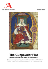 The Gunpowder Plot Can you uncover the plans of the plotters?  This