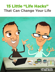 """15 Little """"Life Hacks""""That Can Change Your Life"""